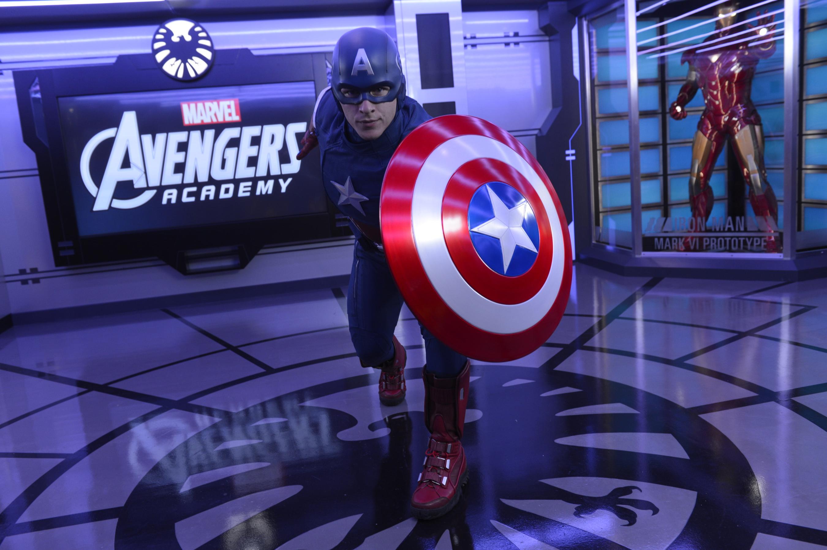 Marvel's Avengers Academy – Captain America