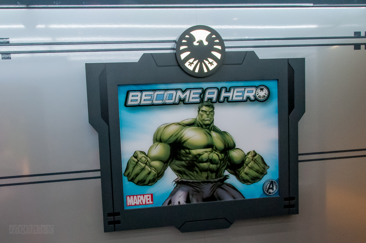 Disney Magic Marvel Avengers Academy Become a Hero