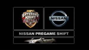 2010 Nissan Pre-Game Shift