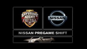 2010 Nissan Pre-Game Shift