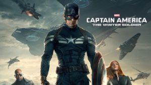 CAPTAIN AMERICA : The Winter Soldier