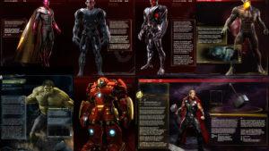 2015 MARVEL'S Avengers Station