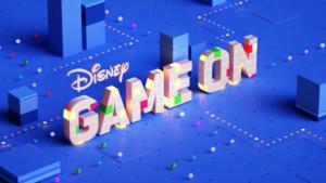 DISNEY GAME ON Re-Brand