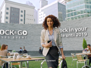 XFINITY Lock and Go Event