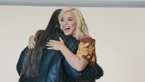 Katy Perry Surprises a Biker in a Dramatic Reading of Harlys in Hawaii