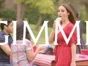 Banks | Gimme Single Ad