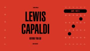 Lewis Capaldi – 'Before You Go' Piano/Guitar tutorials
